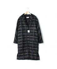 parigot(パリゴ)の古着「チェックチェスターコート」