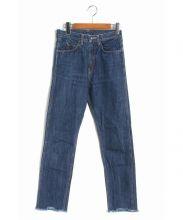FUMIKA UCHIDA(フミカ ウチダ)の古着「デニムパンツ」|ブルー