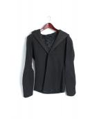 DEVOA(デヴォア)の古着「フーデッドジャケット」