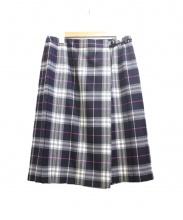 BURBERRY LONDON(バーバリーロンドン)の古着「ミディスカート」