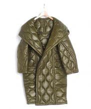 jun mikami(ジュン・ミカミ)の古着「キルティングコート」