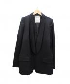 Lisiere(リジェール)の古着「タキシードジャケット」