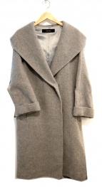 JOURNAL STANDARD(ジャーナルスタンダード)の古着「アンペリアルモッサフーデッドコート」
