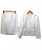 ANAYI(アナイ)の古着「スカートスーツ」