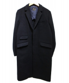 Drawer(ドロワー)の古着「チェスターコート」