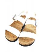 MICHAEL KORS(マイケルコース)の古着「サンダル」|ホワイト