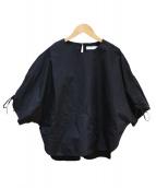 ADORE(アドーア)の古着「ドロストスリーブブラウス」|ブラック