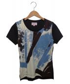 Vivienne Westwood RED LABEL(ヴィヴィアンウエストウッド レッドレーベル)の古着「Tシャツ」|ブラウン