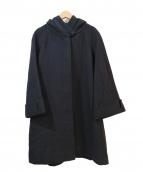 Ihiver(アイハイバー)の古着「カシミヤフーデッドコート」