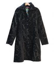 Desigual(デシグアル)の古着「ジャガードコート」