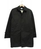 DELUXE(デラックス)の古着「ライナー付ステンカラーコート」