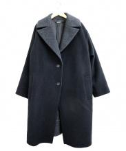 DKNY(ダナキャラン)の古着「ラックスビーバーコート」