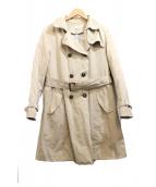 KUMIKYOKU(クミキョク)の古着「ライナー付トレンチコート」|ベージュ