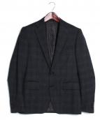 Casely-Hayford(ケイスリー ヘイフォード)の古着「テーラードジャケット」|チャコールグレー