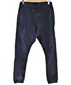 JIL SANDER(ジルサンダー)の古着「パンツ」|ネイビー
