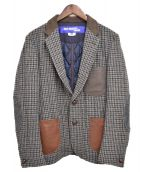 JUNYA WATANABE COMME des GARCONS(ジュンヤワタナベ コムデギャルソン)の古着「ツイードジャケット」