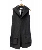 AERON(エアロン)の古着「ノースリーブコート」