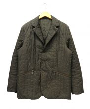 ASPESI(アスペジ)の古着「中綿テーラードジャケット」
