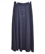 MM6(エムエムシックス)の古着「フレアマキシスカート」