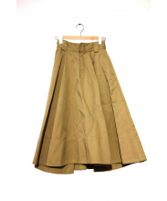 FRAY I.D×Dickies(フレイアイディー × ディッキーズ)の古着「チノフレアスカート」