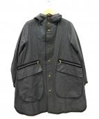 Drawer(ドゥロワー)の古着「オイルドコート」