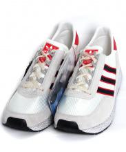 adidas(アディダス)の古着「ランニングスニーカー」