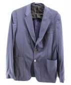 Paul Smith(ポールスミス)の古着「テーラードジャケット」|ネイビー