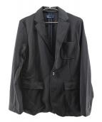 FRED PERRY(フレッドペリー)の古着「テーラードジャケット」|ブラック