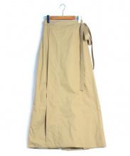 CELINE(セリーヌ)の古着「ラップスカート」