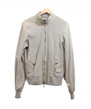 ARIA(アリア)の古着「スウェードジャケット」