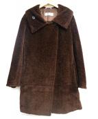 MaxMara(マックスマーラ)の古着「アルパカウールコート」