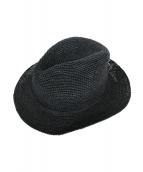 KAMINSKI XY(カミンスキー)の古着「ハット」 ブラック