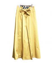 DICKIES×ROPE(ディッキーズ×ロペ)の古着「マキシスカート」