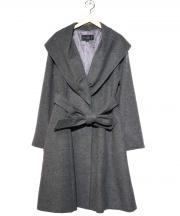 MATERIA(マテリア)の古着「ショールカラーコート」