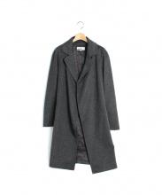 JUNKO SHIMADA(ジュンコシマダ)の古着「カシミヤチェスターコート」