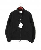OAMC(オーエーエムシー)の古着「Ottoman Panel Blouson Jacket」|ネイビー