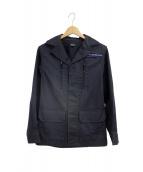 A.P.C.(アーペーセー)の古着「ミリタリージャケット」|ブラック
