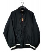 BARACUTA × STUSSY(バラクータ × ステューシー)の古着「スイングトップ」 ブラック