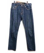 JACOB COHEN(ヤコブコーエン)の古着「デニムパンツ」|インディゴ