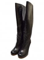 MM6(エムエムシックス)の古着「ロングブーツ」