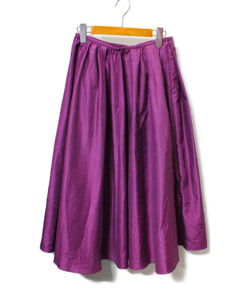 CELFORD(セルフォード)CELFORD (セルフォード) ボリュームタックスカート サイズ:SIZE M 未使用品の古着・服飾アイテム
