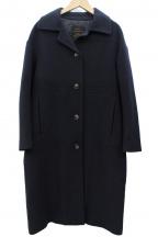 LA MARINE FRANCAISE(マリンフランセーズ)の古着「ビーバーロングコート」