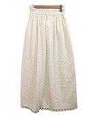 CARVEN(カルヴェン)の古着「マキシスカート」