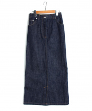 DRIES VAN NOTEN(ドリスヴァンノッテン)の古着「デニムマキシスカート」