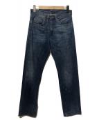 Levi's VINTAGE CLOTHING(リーバイスヴィンテージクロージング)の古着「1954年復刻デニムパンツ」 ブルー