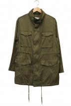 ASTRAET(アストラット)の古着「ミリタリージャケット」