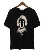 UNDERCOVERISM(アンダーカバイズム)の古着「プリントTシャツ」|ブラック