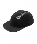 Supreme(シュプリーム)の古着「18AW Polartec Camp Cap」|ブラック