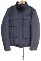 BEAMS PLUS(ビームスプラス)の古着「M-65 ダウンジャケット」