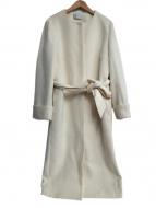 CELFORD(セルフォード)の古着「ノーカラーコート」